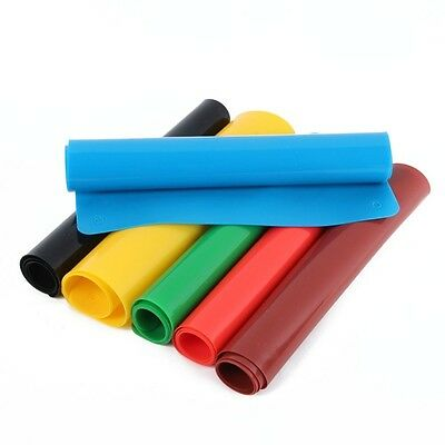 Mat Sheet Candy Silicone Kitchen Pastry Ware Baking Tray Oven Rolling Bakeware