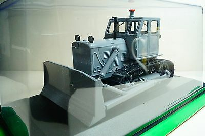 T 100M Tractor Scale 1 43 Hachette Collections Diecast model Bulldozer