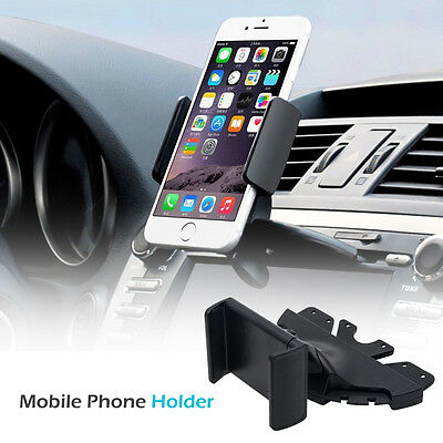 Voiture Support de Telephone Emplacement CD Universel Cradle Mount Holder GPS