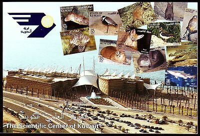 Kuwait 2002 ** Mi.1754/66 Stamp Booklet Markenheft Tiere Animals Vögel Birds