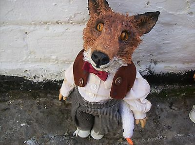Fox - OOAK artists fox. Mr Fox.