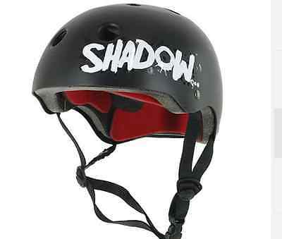 Pro-tec Helmet Bike Shadow Satin Black Bike M