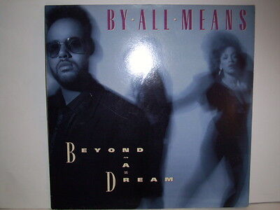 By All Means Beyond A Dream Uk Copy Vinyl Record