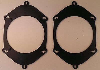 Pair Of 5 X 7  6 X 8 Speakers Adapter Rings. Ford & Mazda Fitment
