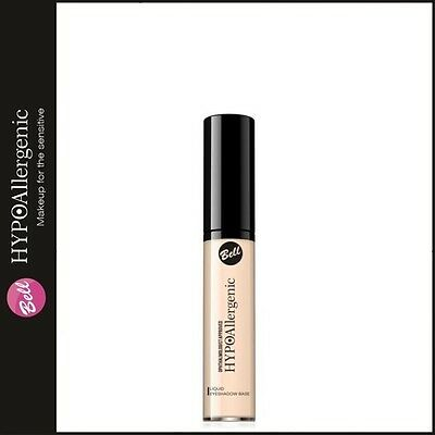 E5 BELL HYPOAllergenic LIQUID Eyeshadow Base Highlights the Depth of Colour