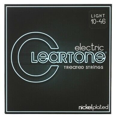 Cleartone 9410 Coated Electric Guitar Strings Nickel Plated Light 10 - 46