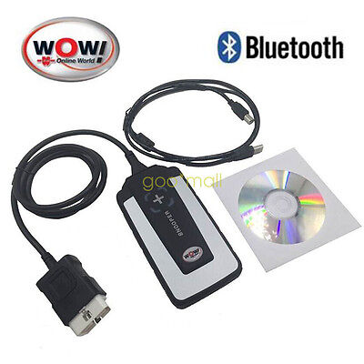 Diagnosis Multimarca Wow Snooper / Universal Diagnostic Wow Snooper Bluetooth It