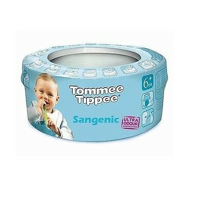 Recharge Tommee Tippee Système Sangenic 6 Mois+