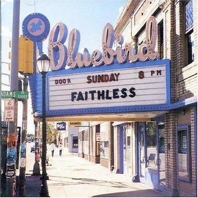 FAITHLESS ~ SUNDAY 8PM ~ 2 x 180gsm AUDIOPHILE VINYL LP ~ *NEW AND SEALED*