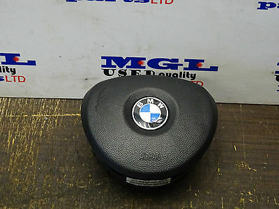 Bmw E91 325D M Sport Drivers Airbag Steering Wheel Airbag   2008