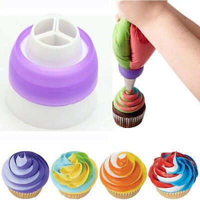 1 Pc Russian Flower Cake Icing Piping Nozzles Decorating Tips Baking Mold BN