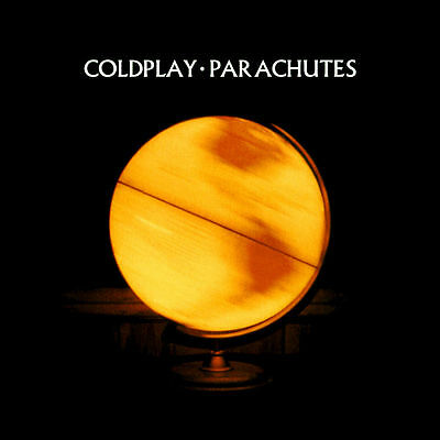 COLDPLAY ~ PARACHUTES ~ 180gsm VINYL LP ~ *NEW AND SEALED*
