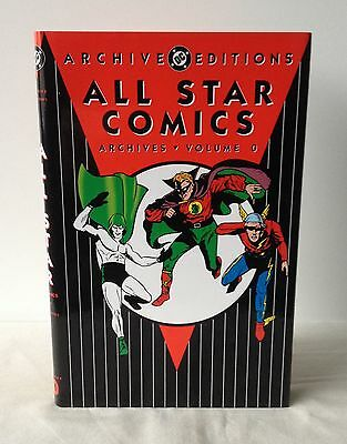 All Star Comics Archives - Volume 0 - DC Archive Editions 1st DJ 2006