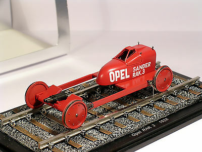 Opel RAK 3 record rocket car 1928 - Spark 1/43 (S0822)