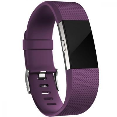 Replacement Band For Fitbit Charge 2 Heart Rate Fitness Accessory Wristband Kit