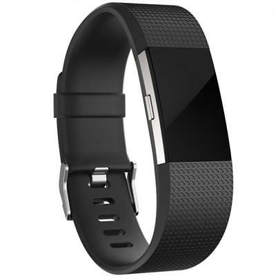Replacement Band Fitbit Charge 2 Heart Rate Bracelet Fitness Accessory Wristband