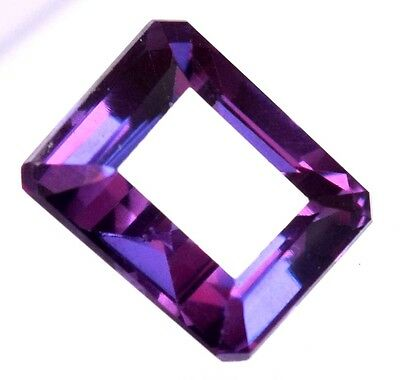 11.45 Ct Natural Changing Color Alexandrite GGL Certified Ring Use Awesome Gem