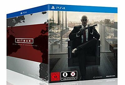 NEU: Hitman - Collector's Edition - [PlayStation 4]