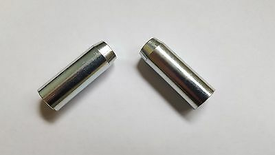 SAND/SHOT/BEAD Blasting Nozzels X2 Hardend Alloy Steel Long Life