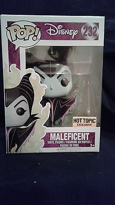 Funko Pop Disney #232 Malificent Hot Topic Exclusive NEW SEALED