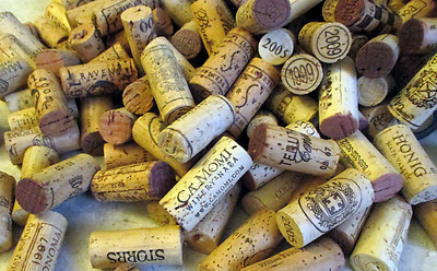 DIY crafts recycled wine corks bulk 200 free shipping