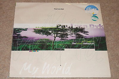 Paul van Dyk ‎– The Green Valley E.P.    1994   TRANCE!!