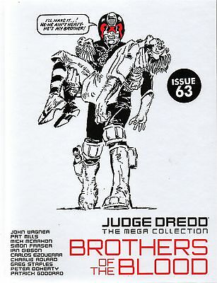 Brothers of Blood (Judge Dredd Mega Collection issue 63)