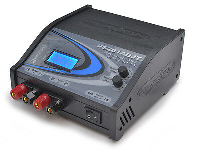 Fusion 200W Twin Adjustable Power Supply #O-FS-PS201ADJT
