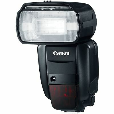 Canon 600EX-RT Speedlite Shoe Mount Flash