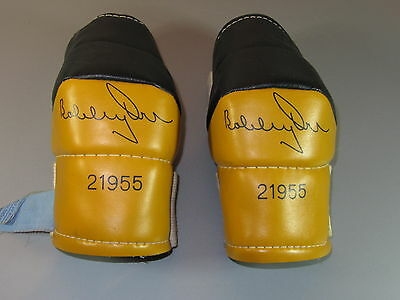 Vintage Cooper 21955 Bobby Orr Hockey Elbow protective 1968 Youth Boston Bruins