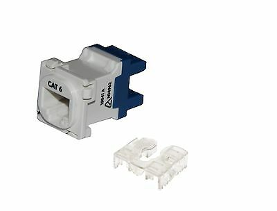 2 x CAT6 RJ45 8P8C Network LAN Data Jack Insert Socket Clipsal Style