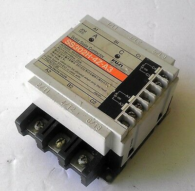 Fuji SS302H-4Z-A3  Solid State Relay
