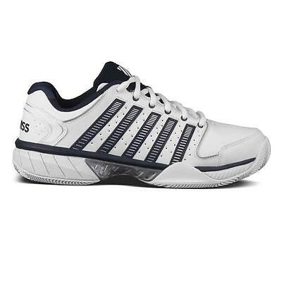 K-Swiss Men's Hypercourt Express HB LTR Leather Tennis Shoes