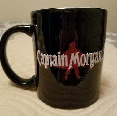 "Captain Morgan ""The Captain was Here"" Cup  Mug"