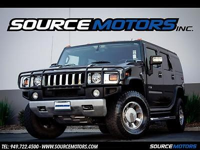 2008 Hummer H2 Luxury 2008 Hummer H2 Luxury, Sedona Interior, Navigation, DVD, Loaded 4x4, Serviced