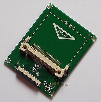 NEW Compact Flash to ZIF Adapter Converter for iPod SSD & eeePC CF - UK Seller