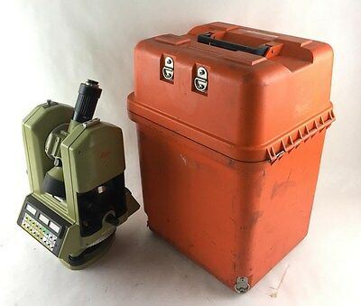 Leica Wild Heerbrugg T3000 Theodolite Total Surveying Station Survey Tool
