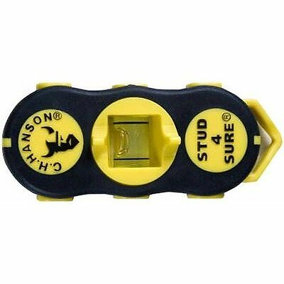 Magnetic Stud Finder Metal Precision Detector Nail Screw Locator Rotating Level