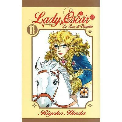 Lady Oscar, Le Rose Di Versailles Deluxe 11 - Manga Goen - Nuovo