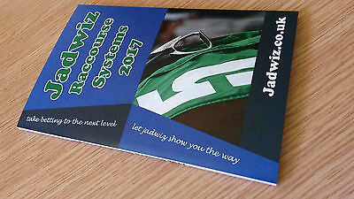 Racecourse Betting Systems Books 2017 (Plus Free Racing Software Cd)