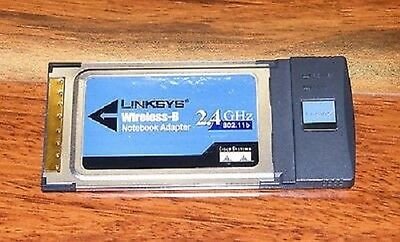 Linksys WPC11 Instant wireless network adapter