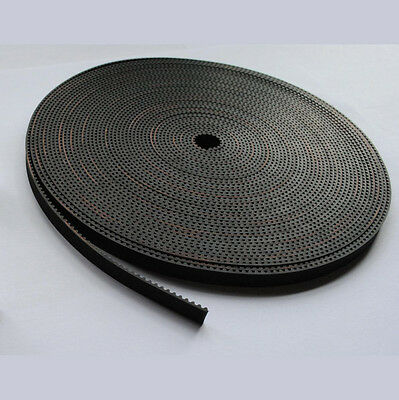 Gt2 Timing Belt 2Mm Pitch 6Mm Wide Fibre Reinforced - Reprap Kossel 3D Printer