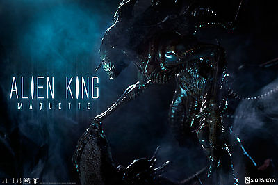 Alien King Maquette Sideshow Collectibles