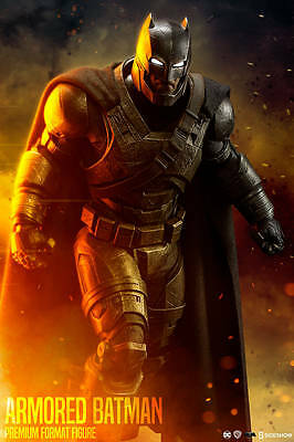 Armored Batman Premium Format Sideshow Collectibles
