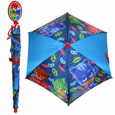 PJ MASKS umbrella Molded Umbrella for Kids