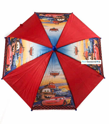 Disney Cars Lightining Mc Queen umbrella Molded Umbrella for Kids