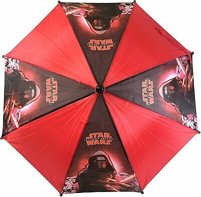 Disney Star Wars The Force Awakens umbrella Molded Umbrella for Kids