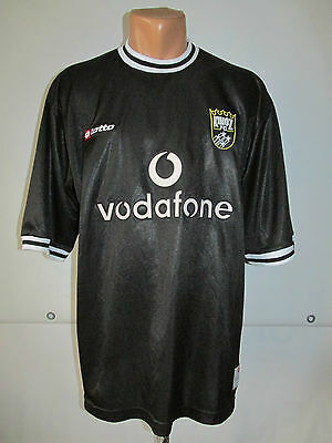Kingz Fc New Zeeland 2001/2002 Home Football Shirt Jersey Lotto M Soccer Defunct