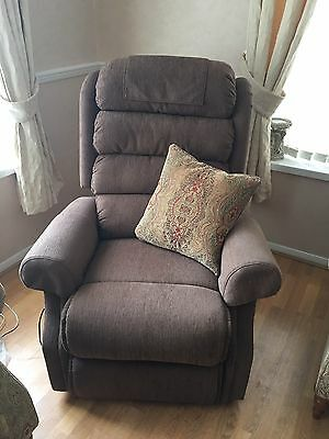 Electric Powered Recliner Orthopaedic Arm Chair