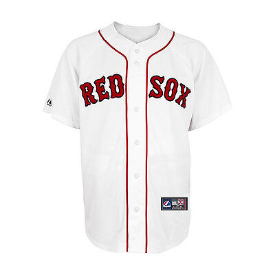 Majestic MLB Boston Red Sox Replica Baseball Jersey - Jon Lester (Mens XL)